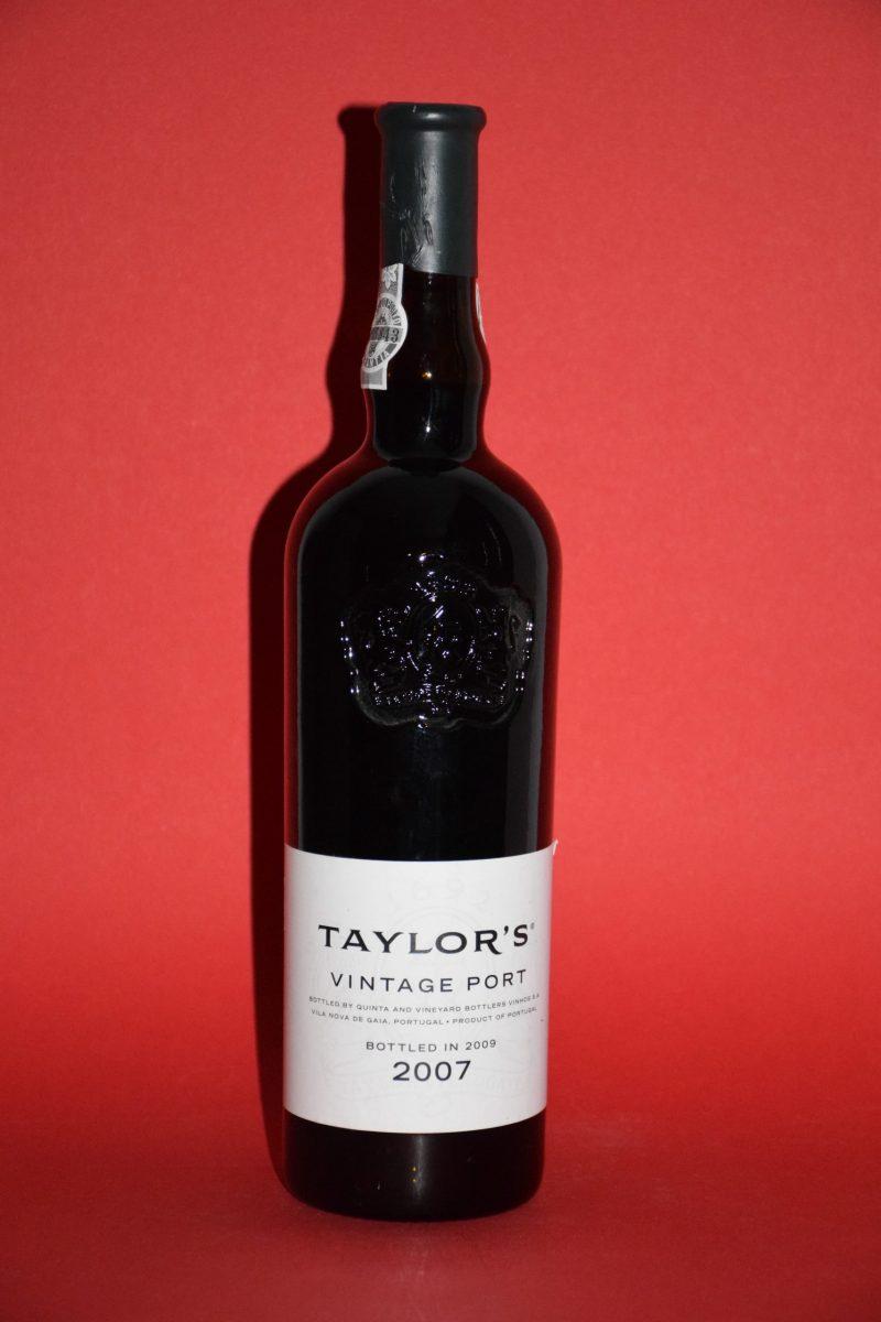 Taylor's Vintage Port 2007