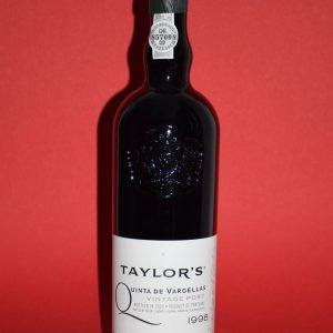 Taylor's Vergallas Vintage Port 1998