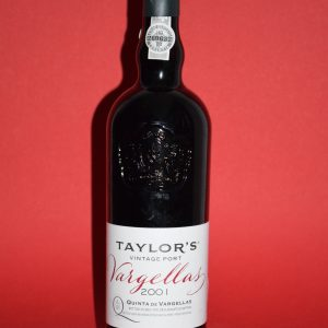 Taylor's Vergallas Vintage Port 2001